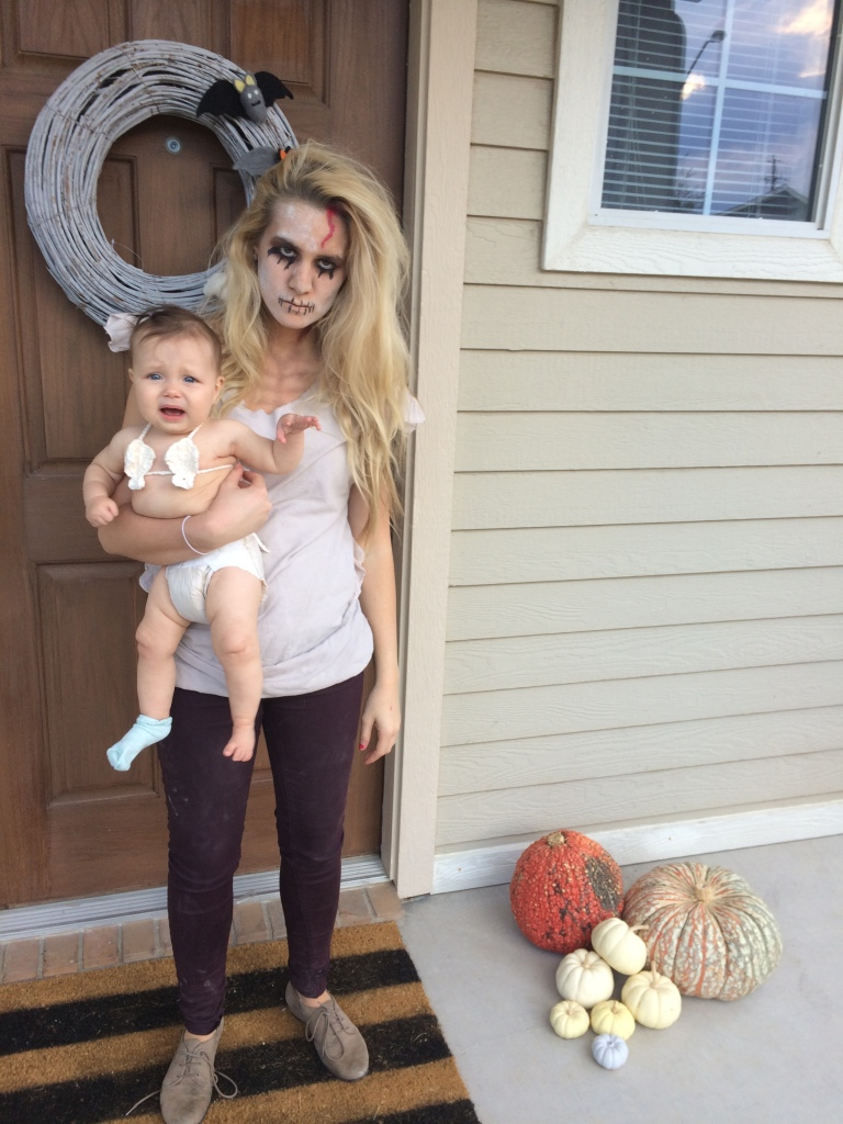 Zombie Nicole and poor Haven